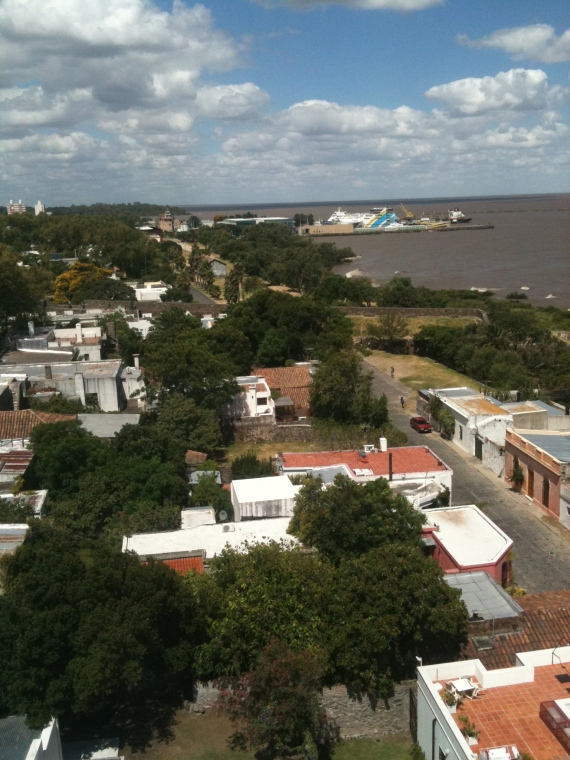 View of Colonia 1