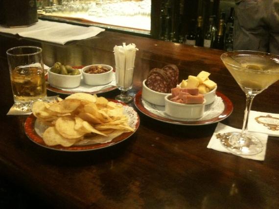 New Brighton Bar Food 2